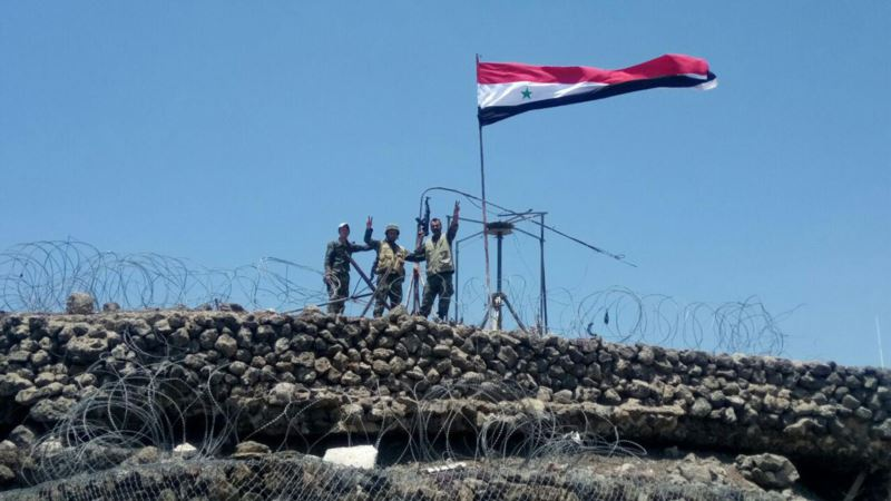 Войска Башара Асада вошли в Манбидж на севере Сирии