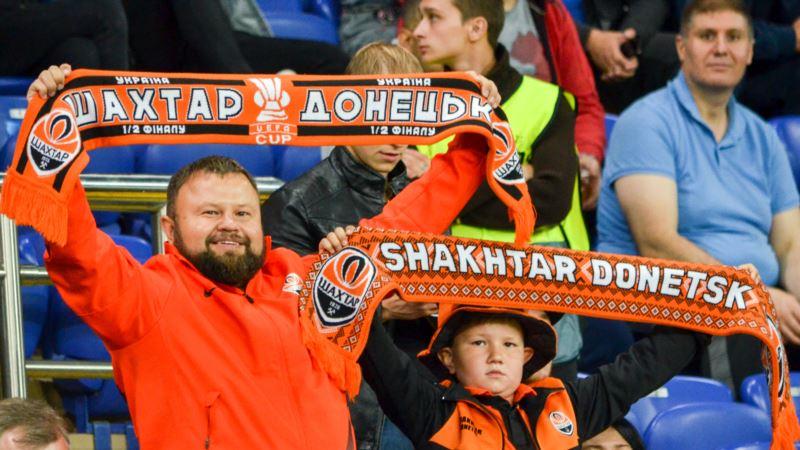 УЕФА не позволяет «Шахтеру» играть с «Лионом» в Харькове из-за военного положения