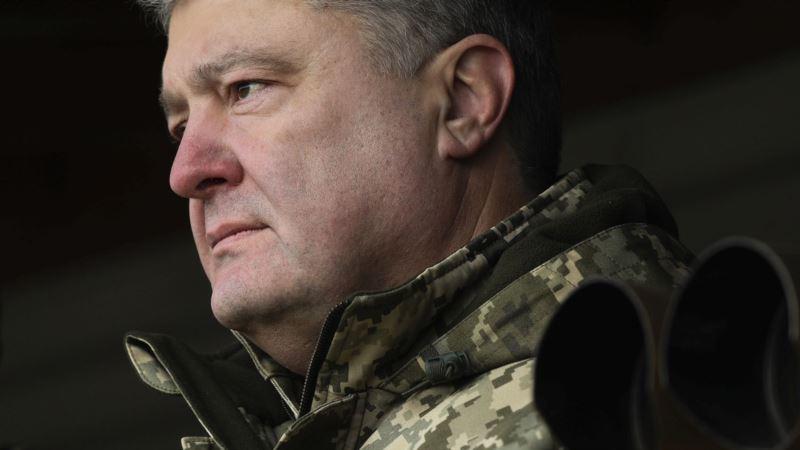 Россия развернула вокруг Украины группировки численностью более 80 тысяч военных – Порошенко