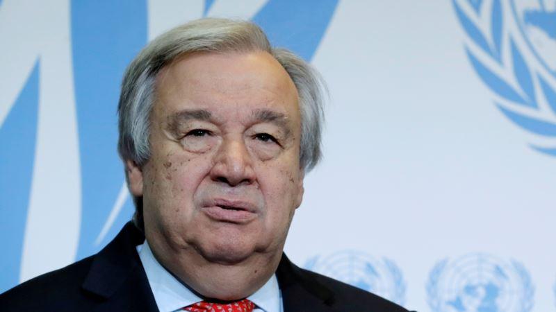 Генсек ООН призвал мир объединиться во имя выживания человечества