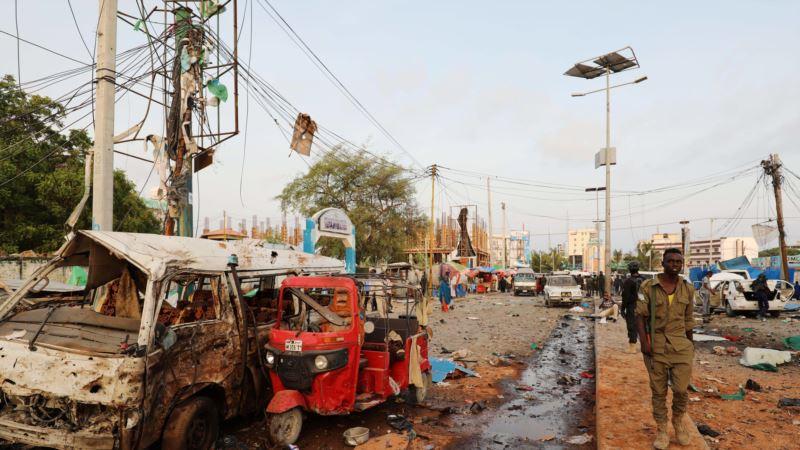 Взрывы в Сомали: погибли по меньшей мере 16 человек
