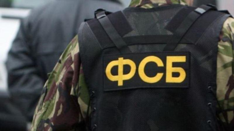 Сотрудники ФСБ провели обыск в доме крымского татарина в Симферополе (+видео)