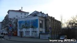 Бывший римо-католический костел в Севастополе, архивное фото