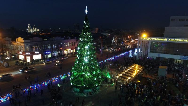 Синоптики рассказали, какой будет погода в Крыму на Новый год