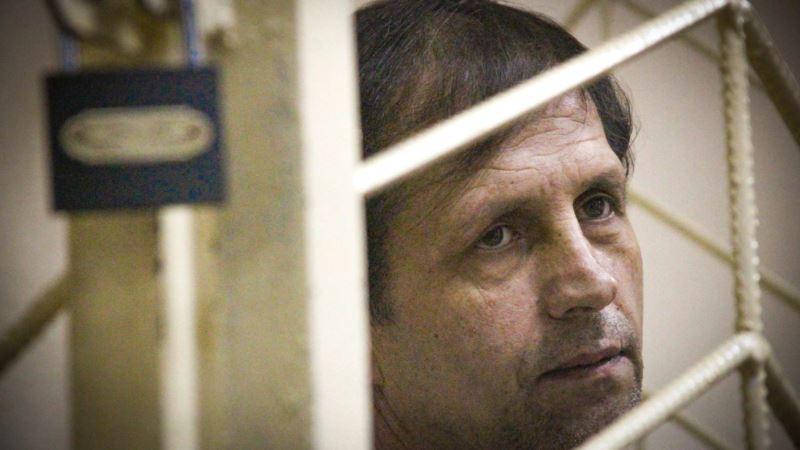 Правозащитники призвали писать слова поддержки заключенному в Крыму Владимиру Балуху