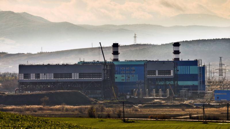 В «Ростехе» утверждают, что Симферопольская ТЭС вышла на полную мощность