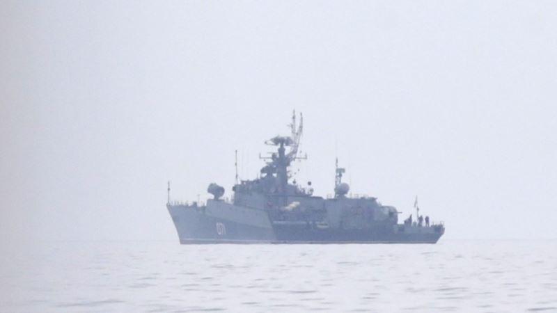 Порошенко попросил Германию и союзников усилить военное присутствие в Черном море