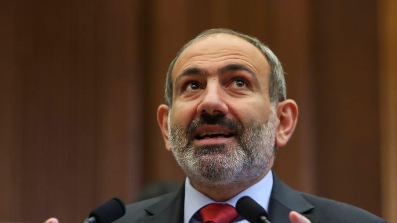Армения: на парламентских партия Пашиняна набирает почти 60% голосов