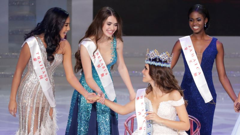 «Мисс мира-2018» стала модель и волонтер из Мексики (+фото)