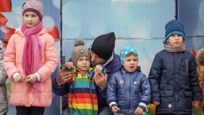 Маша и каша: День святого Николая в Ялте (фоторепортаж)