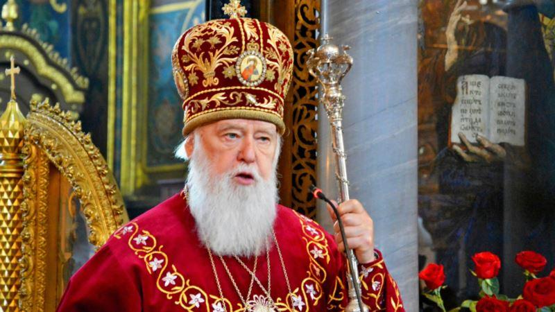 Патриарх Филарет поблагодарил крымских татар и украинцев за взаимную солидарность в Крыму – Чубаров