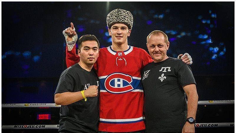 Крымскотатарский боксер Артур Зиятдинов вошел в первую сотню рейтинга крузервейта