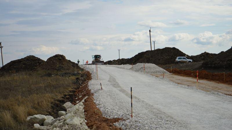 В Крыму открыли участок «Тавриды» от Симферополя до Белогорска