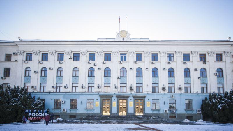 Глава Минстроя Крыма подал в отставку – власти