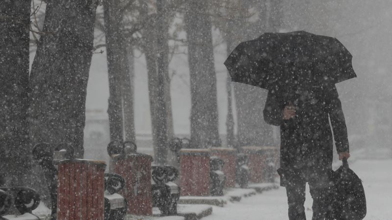 Синоптики подтверждают ухудшение погоды в Украине в ближайшие дни