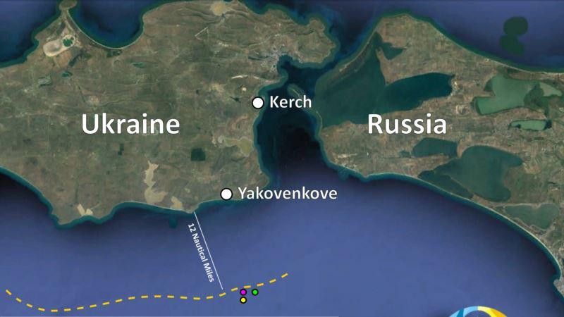 Керченский кризис: 34 страны-члены Международной морской организации поддержали Украину