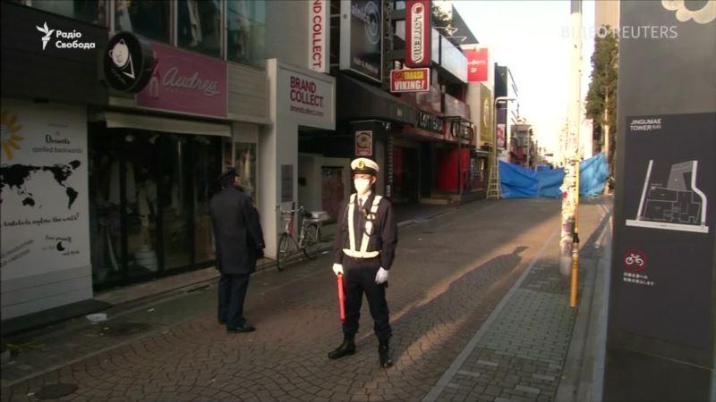 В Токио сторонник «Аум Синрике» совершил наезд на пешеходов (+видео)