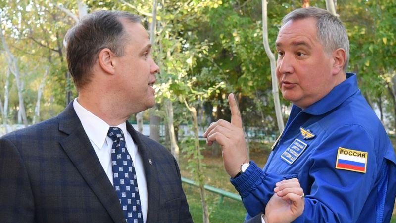 Американские сенаторы намерены не пропустить в США главу «Роскосмоса» Рогозина