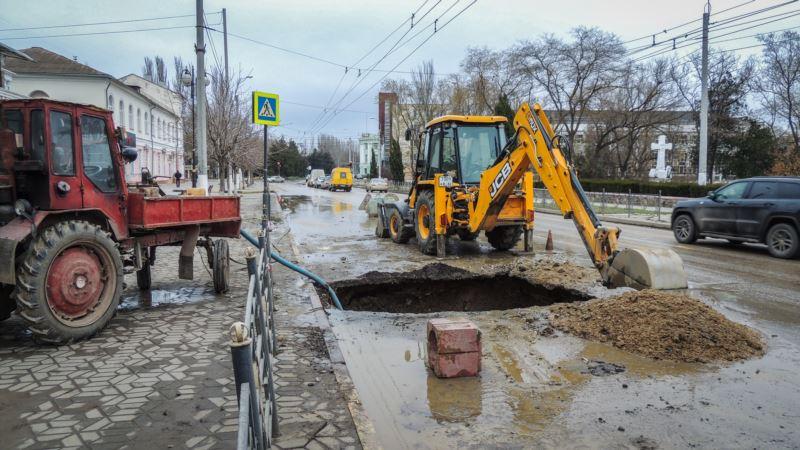 В Керчи на ямочный ремонт дорог выделили 7,5 миллионов рублей – администрация города