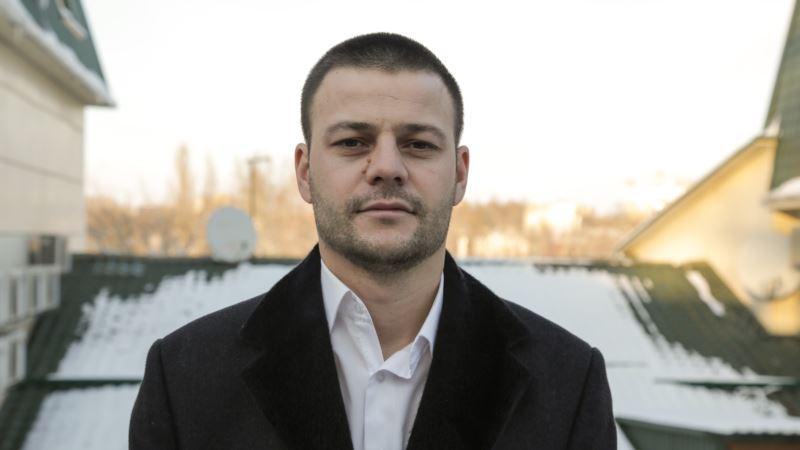 Стало известно о состоянии госпитализированного крымскотатарского активиста Чапуха