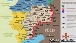 Боевики использовали гранатометы и стрелковое оружие на Донбассе 5 января – штаб
