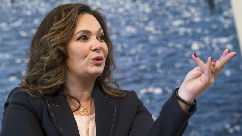 Прокуратура США открыла дело против российской юристки Весельницкой