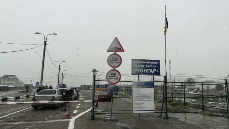 За месяц количество пересекших админграницу с Крымом сократилось на треть – МинТОТ