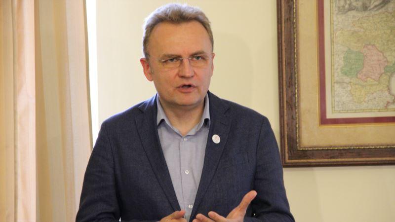 «Самопомощь» выдвинула Садового кандидатом в президенты Украины