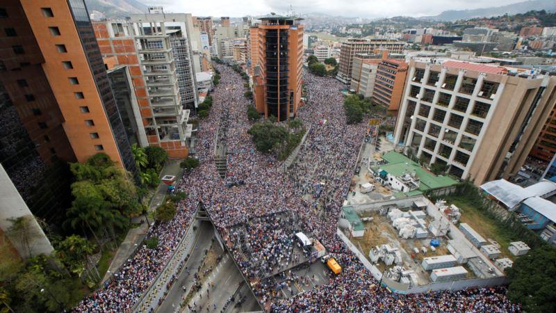 Reuters сообщает о прибытии российских наемников в Венесуэлу на помощь Мадуро