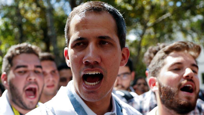 Европарламент признал Гуайдо законным президентом Венесуэлы