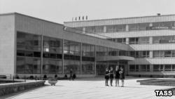 Симферополь, архивное фото 1970 года