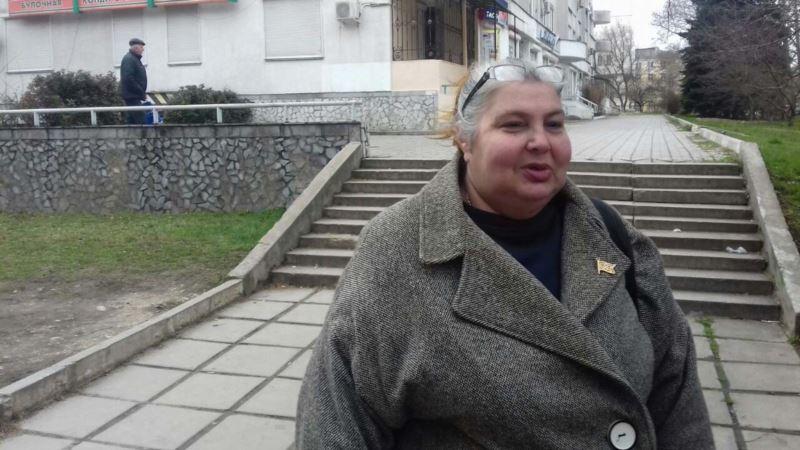 Суд в Ялте снял обвинения в «экстремизме в соцсетях» с Ларисы Китайской