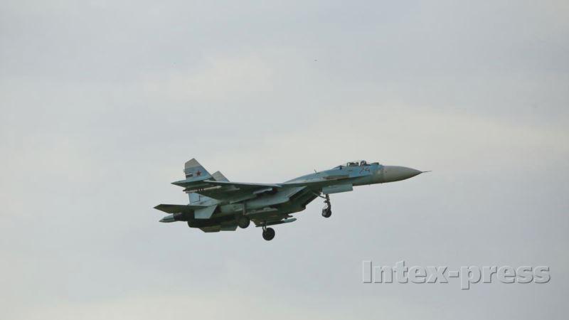 Россия: В Татарском проливе найдены тела двух летчиков Су-34