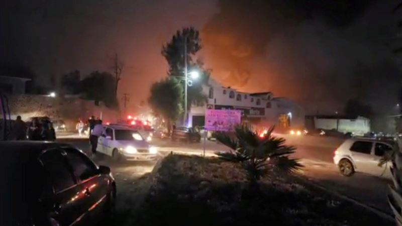 Взрыв трубопровода в Мексике: число погибших возросло до 73
