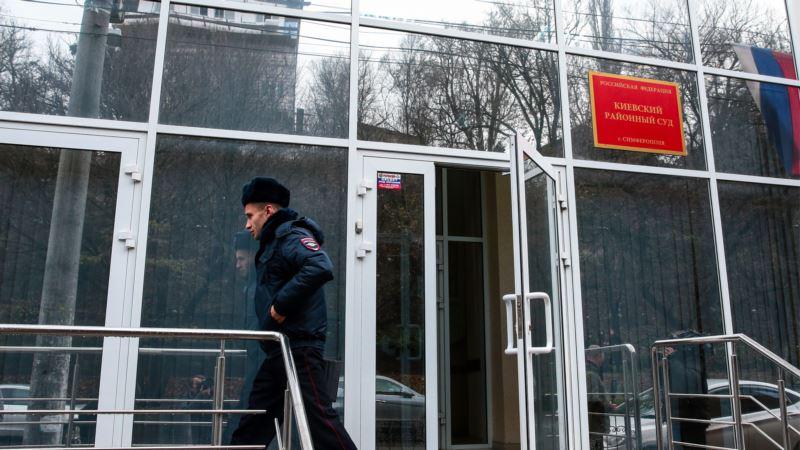 На суде в Крыму зачитали обвинительное заключение по «делу Веджие Кашка»