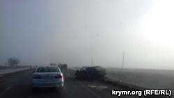 Авария на трассе «Таврида»