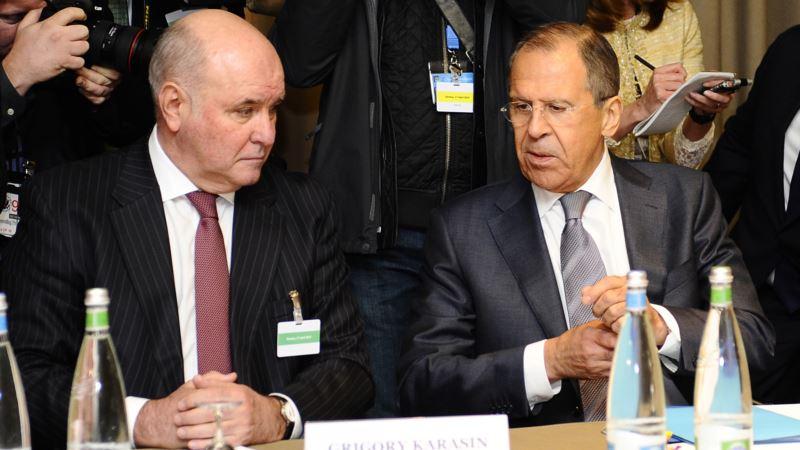 Москва будет добиваться допуска своих наблюдателей на выборы в Украине – МИД России