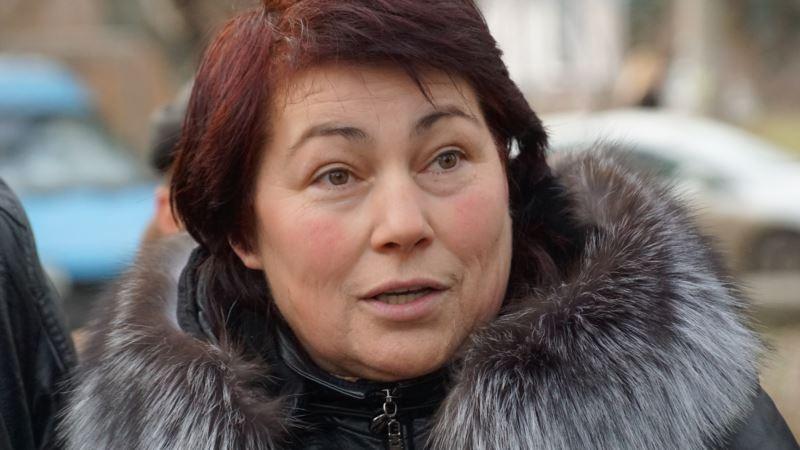 Алие Дегерменджи: «В Крыму участились случаи обысков по анонимным доносам»