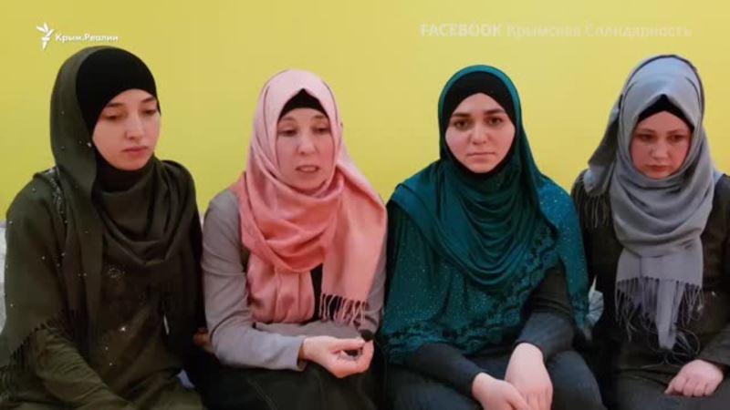 «На справедливость суда мы не надеемся» – жена фигуранта «дела Хизб ут-Тахрир» (видео)