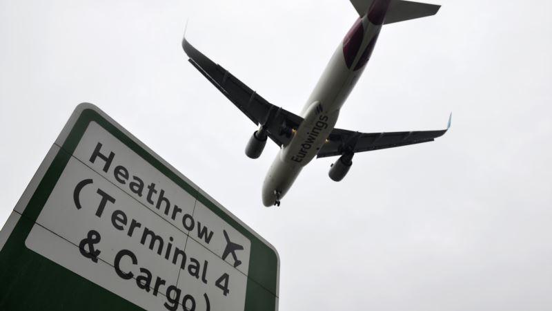 Лондонский аэропорт приостановил работу из-за дрона