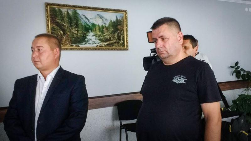 Экс-вице-губернатор Севастополя, осужденный в Киеве за сепаратизм, не обжалует приговор