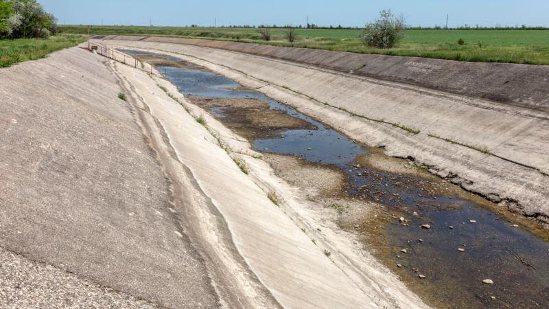 Проводить реконструкцию Северо-Крымского канала без днепровской воды бессмысленно – эксперт