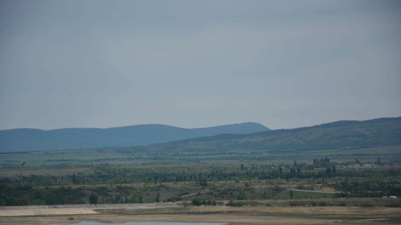 Север Крыма обеспечат водой из Тайганского водохранилища