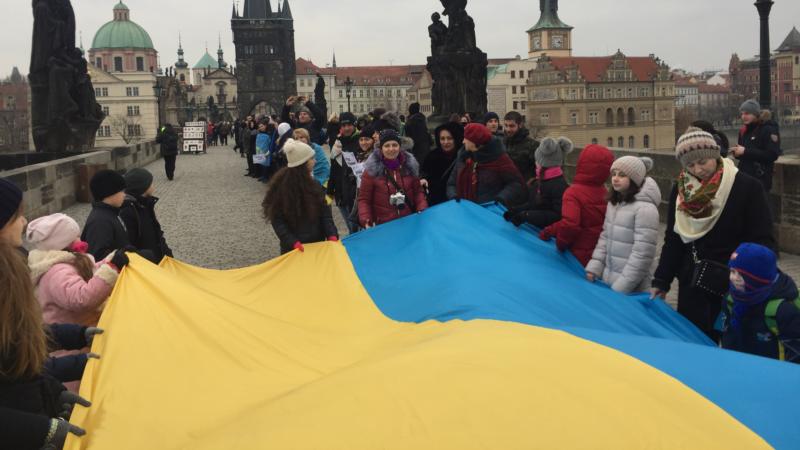 В Украине празднуют столетие Соборности