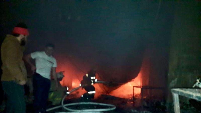 В Крыму в новогоднюю ночь случилось 6 пожаров