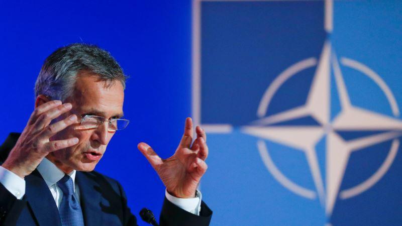 «От Керченского пролива до улицы в Солсбери». Глава НАТО рассказал об агрессии России
