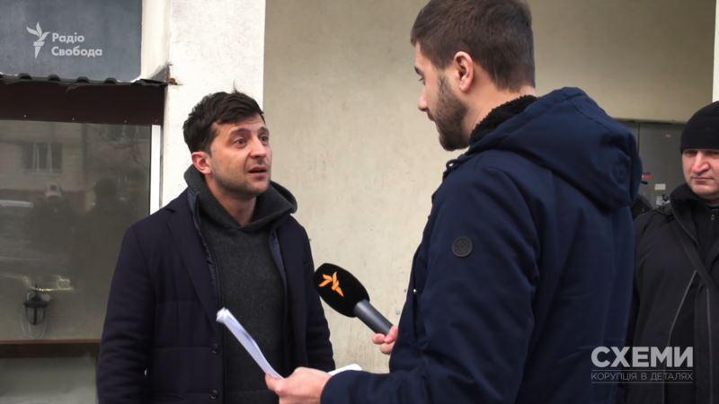 «Схемы» нашли у Зеленского кинобизнес в России, хотя он убеждал, что закрыл его в 2014 году