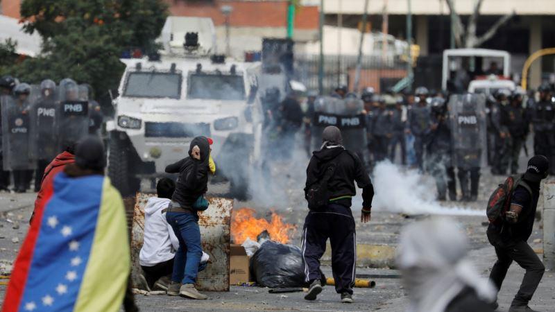 Протесты в Венесуэле: активисты заявляют о 35 погибших