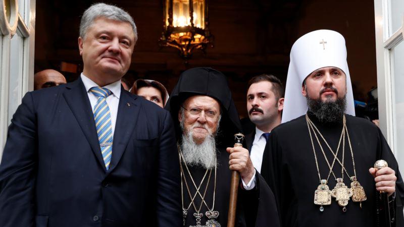 «Россия должна каяться за убийства» – Порошенко после получения томоса