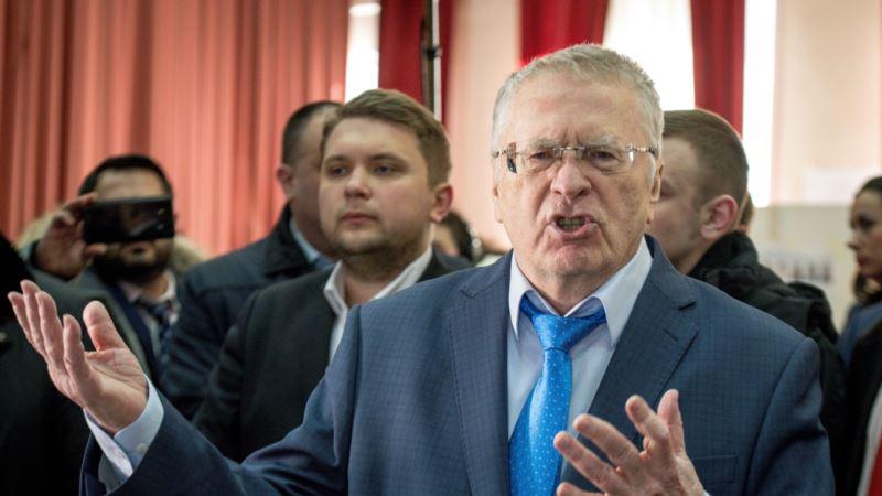 Жириновский о подозрении ГПУ по содействию в захвате Крыма: «Многие границы прочерчены искусственно»
